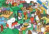 Peta kuća u natalnoj karti