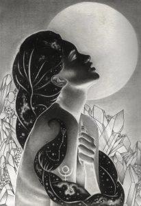Mesec u Škorpiji