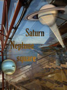 Saturn u Strelcu kvadrat Neptun u Ribama