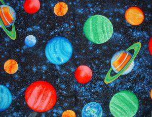 Kosmički položaj planeta
