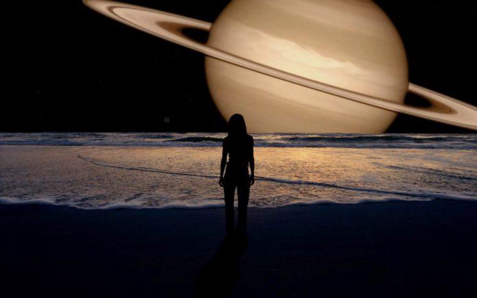Venera u aspektima sa Saturnom