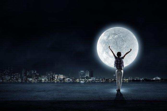 Mesec kao zaštitnički nagon