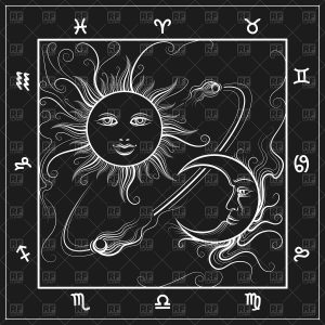 Odnos Sunca i Meseca u uporednim horoskopima