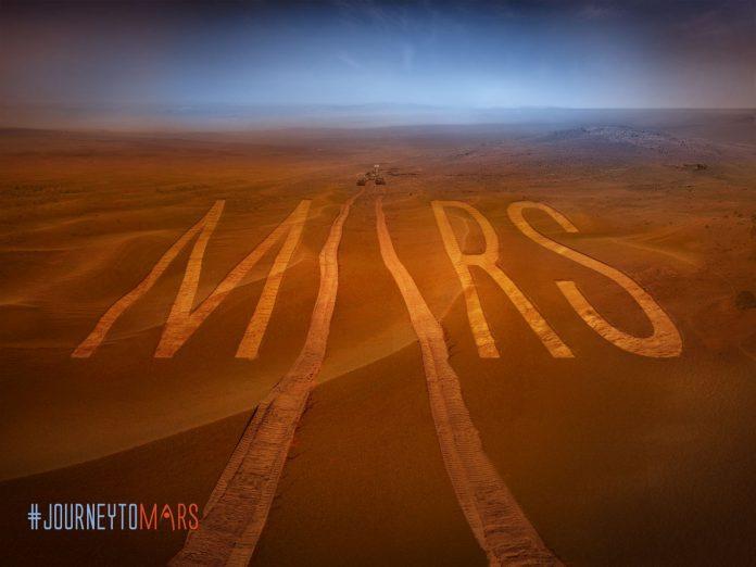 Mars u Vodoliji