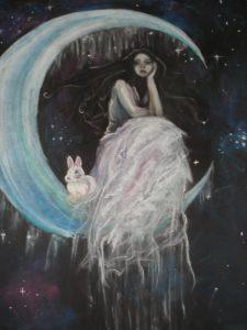Mesec opisuje ponašanje, pa i kada gubimo…