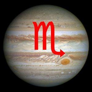 Tranzitni Jupiter u Škorpiji