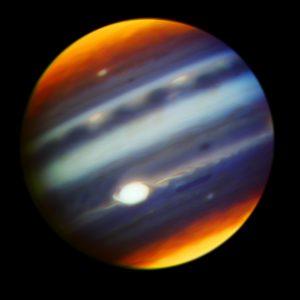 Jupiter u Strelcu od 8. novembra 2018. do 2. decembra 2019.