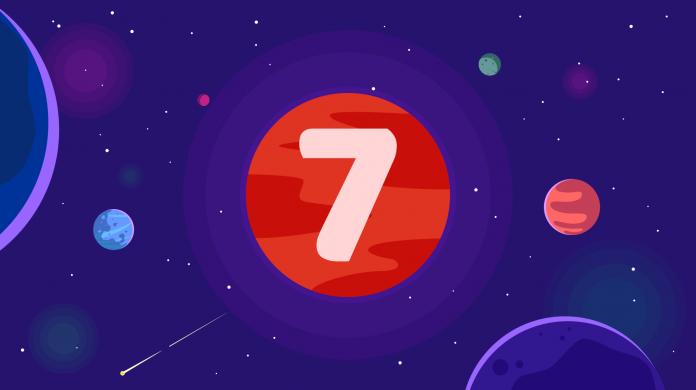 Planete u sedmoj kući