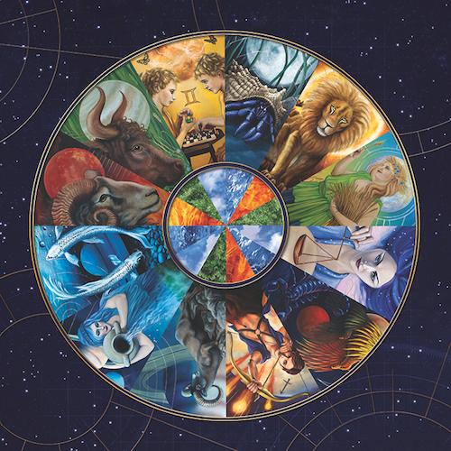 Zodijak kao večni pokret ciklusa